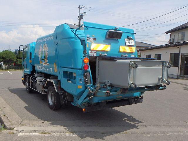 一般廃棄物収集業務
