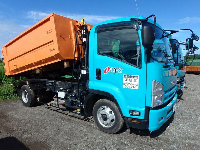 産業廃棄物収集・処分・リサイクル業務